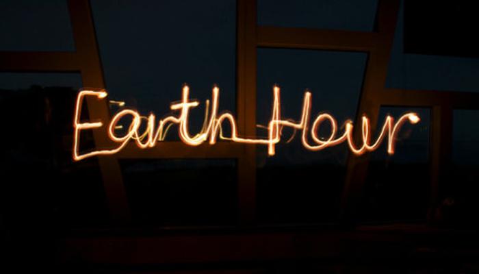 Spegni La Luce E Accendi Il Cambiamento Con L'ora Della Terra