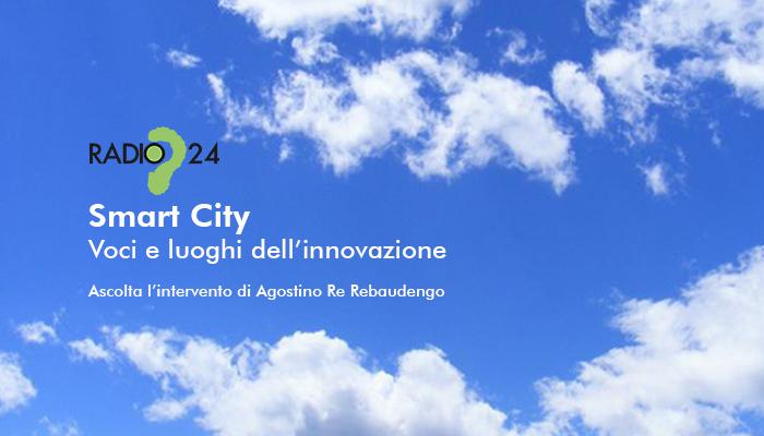 Re Rebaudengo A Smart City Radio24