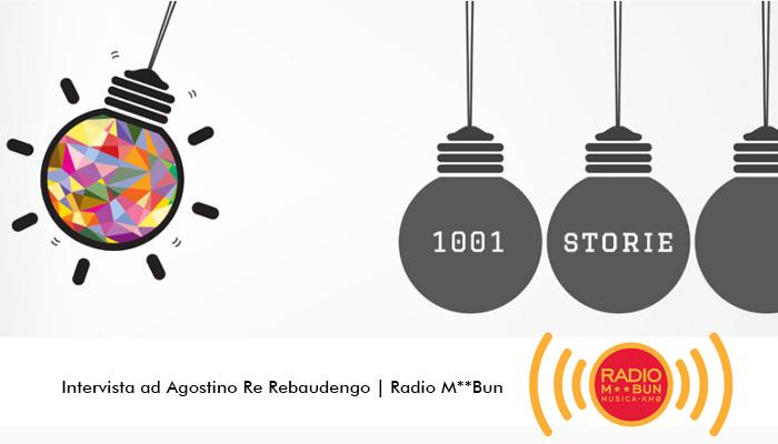 Re Rebaudengo, Intervista A Radio M**Bun