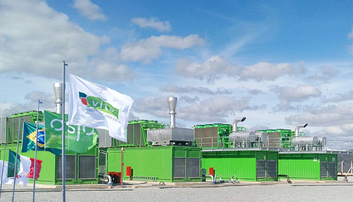 Asja Continues To Grow In Brazil: New Biogas Plant Inaugurated