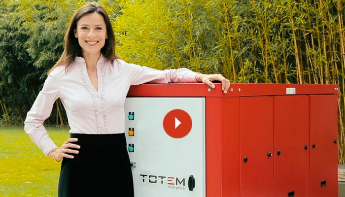 TOTEM Micro-CHP, Why You Should Choose It? Watch The Video To Find It Out