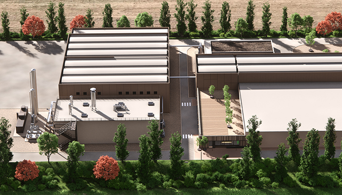 Un Nuovo Impianto Di Biometano Nel Futuro Di Asja