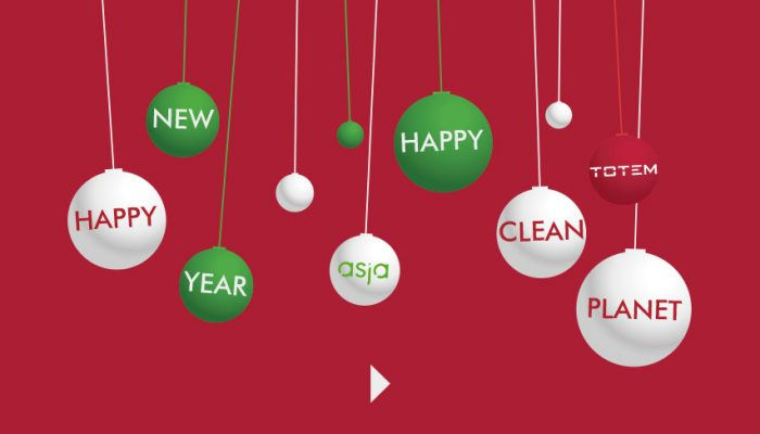 Happy New Year Happy Clean Planet