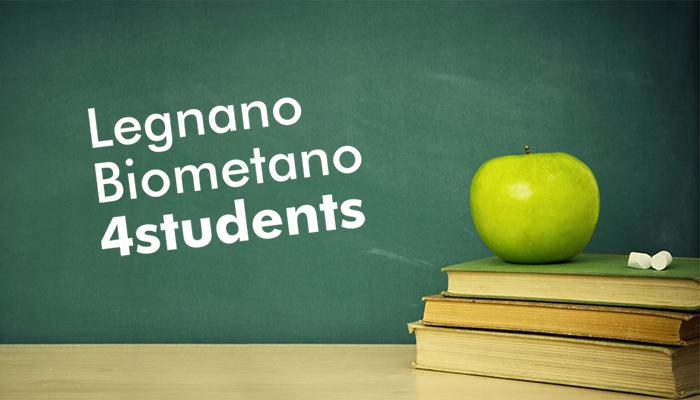 """Al Via Il Progetto """"Legnano Biometano 4 Students"""""""