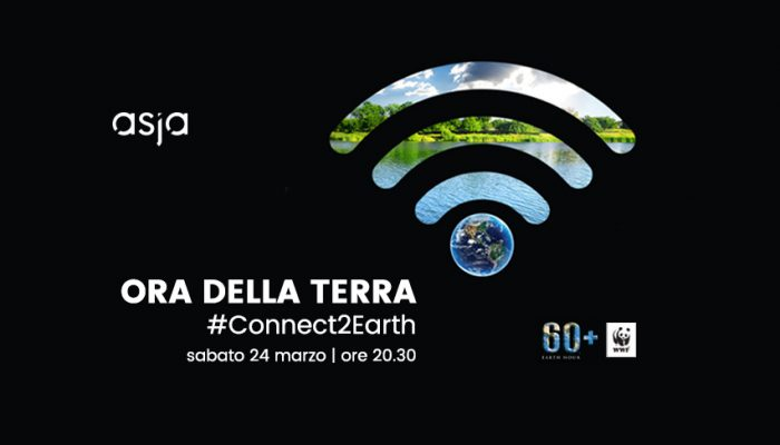 #Connect2Earth, Ora Della Terra 2018