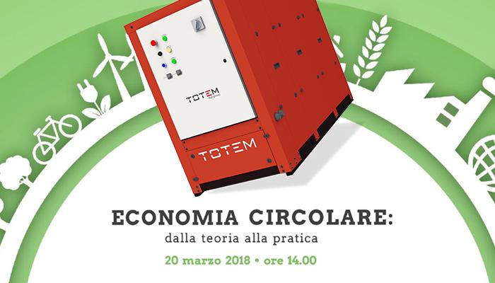 """Asja E TOTEM A """"Economia Circolare, Dalla Teoria Alla Pratica"""""""