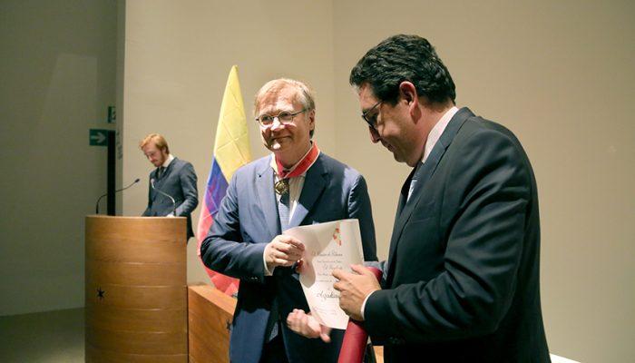 Arr Commendatore Colombia