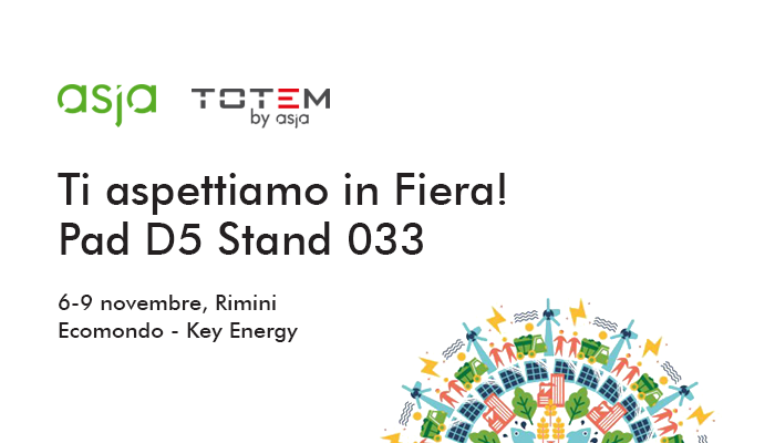 Fiera Ecomondo – Key Energy: Asja C'è