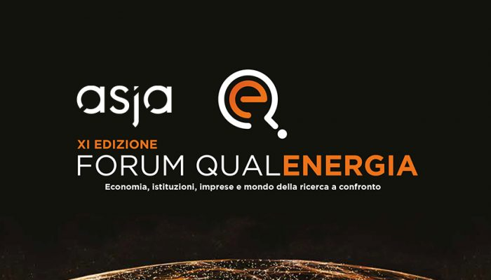 Asja Al Forum QualEnergia?