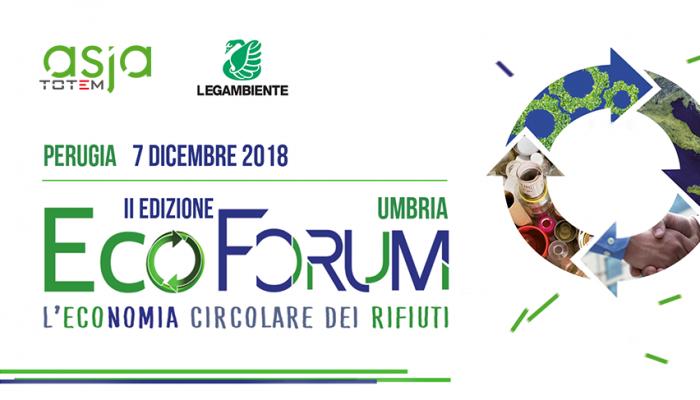 Ecoforum Umbria 2018