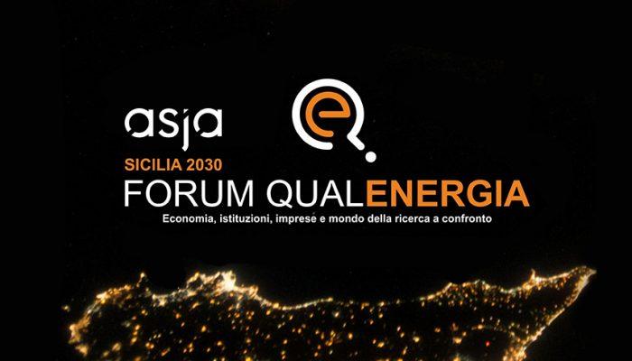 Asja A Sicilia 2030 – Forum QualEnergia?
