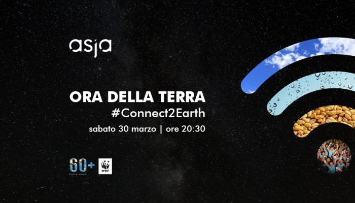 È L'Ora Della Terra: #Connect2Earth