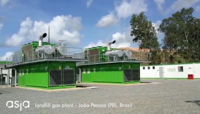 João Pessoa: Un Nuovo Impianto Biogas Per Asja In Brasile