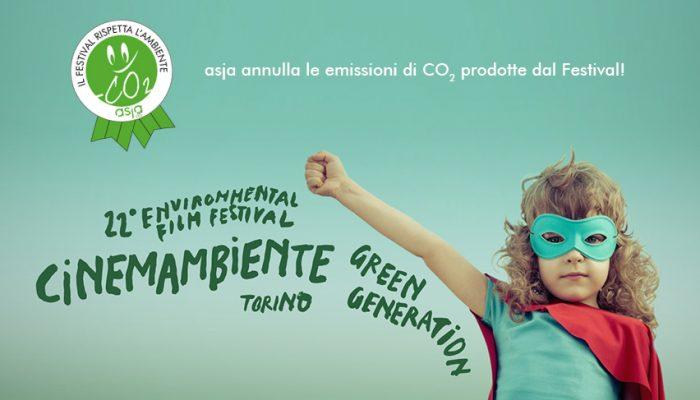 CinemAmbiente 2019: Omaggio Alla Green Generation