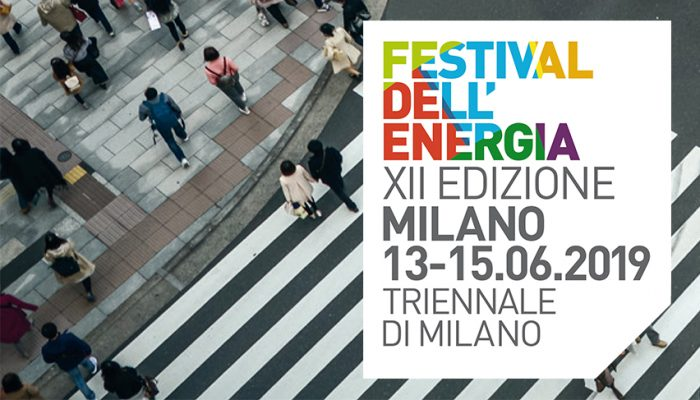Asja Partecipa Al Festival Dell'Energia