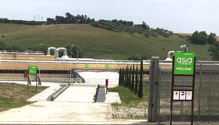 Entra In Funzione L'impianto FORSU Di Tuscania