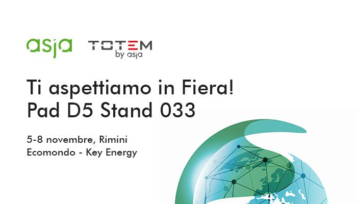 Asja Alla Fiera Ecomondo – Key Energy Di Rimini