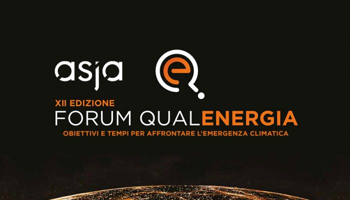 Asja Al 12° Forum QualEnergia