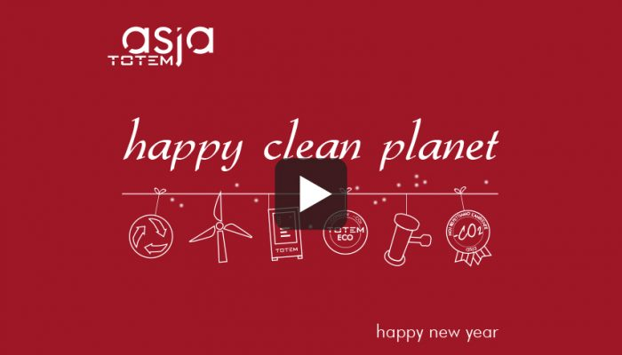 Happy New Year, Happy Clean Planet