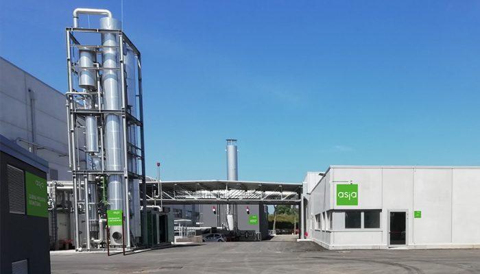 Immesso In Rete Il Primo Metro Cubo Di Biometano Ad Anzio