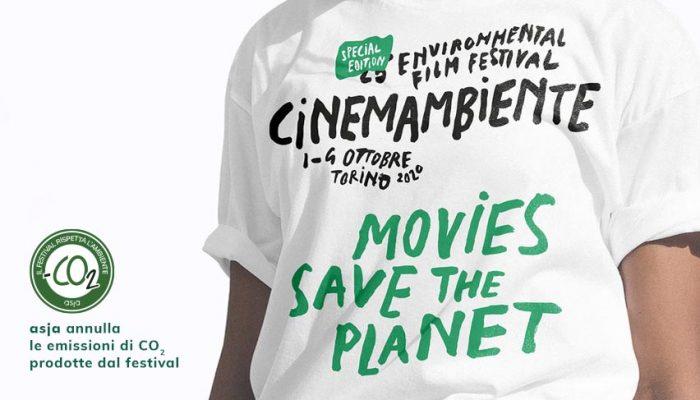 Movies Save The Planet: Al Via Cinemambiente 2020