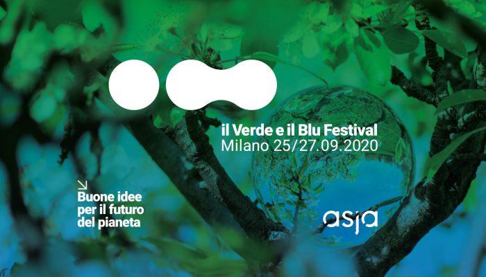Asja è Sponsor De Il Verde E Il Blu Festival