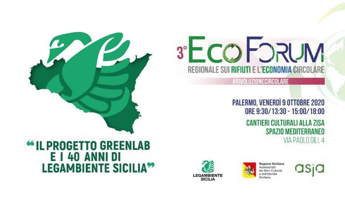Ecoforum Sicilia E Legambiente Good